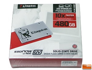 Kingston SSD UV500